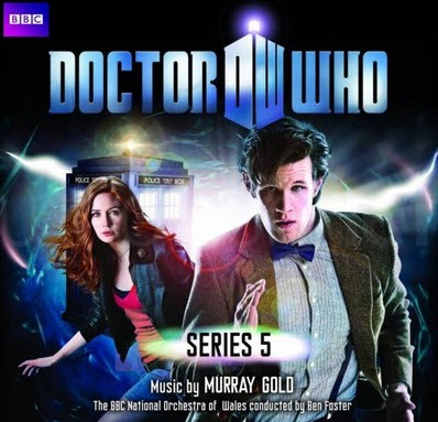 Murray Gold - Doctor Who: Series 5 + iTunes Bonus Tracks - 2010
