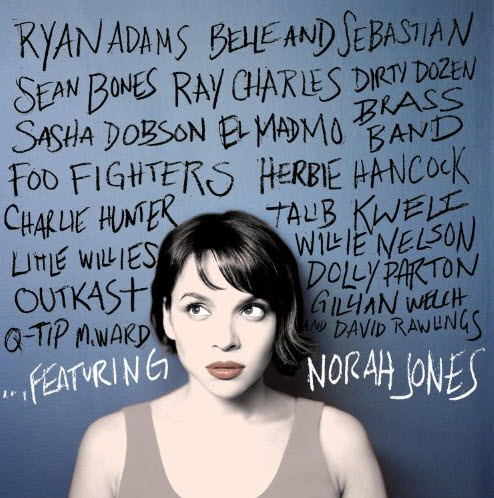 Norah Jones � �Featuring [2010] [Anthology] [FLAC]