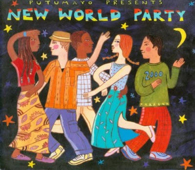 VA - Putumayo Presents - New World Party (1999) FLAC