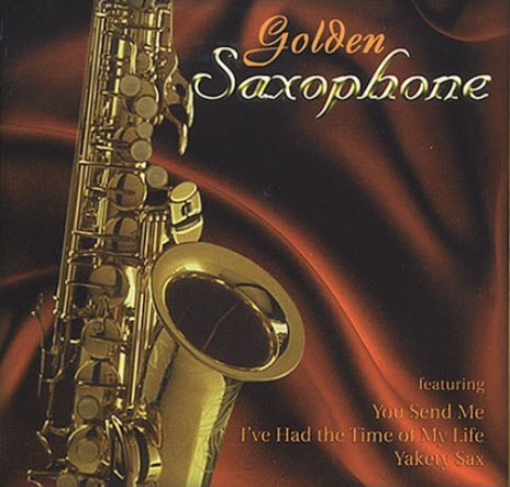 VA - Golden Saxophone - 1995