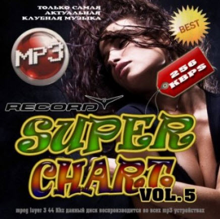 VA - Record Super Chart Vol.5 (2010)