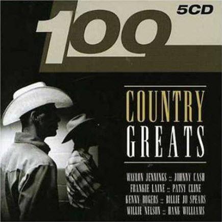 VA - 100 Country Greats (2008)