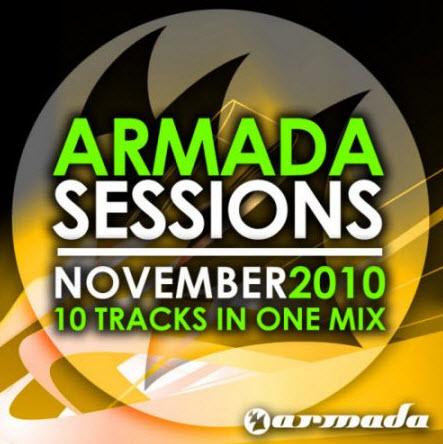 VA - Armada Sessions: November (2010)