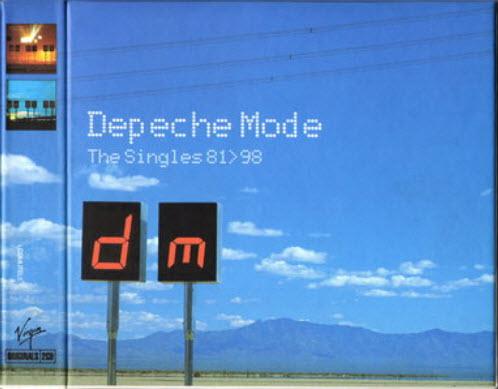 Depeche Mode - The Singles 81-98 (2001) [3CD BoxSet]