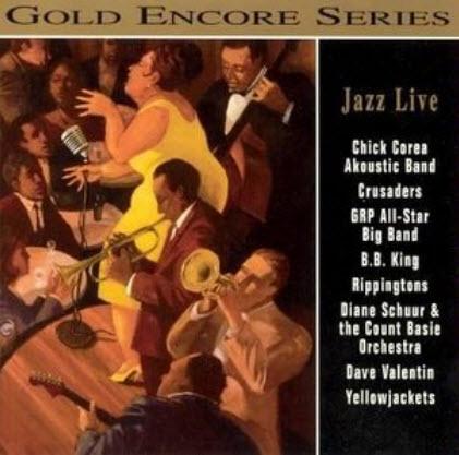 VA - Jazz Live (1994) [Gold Encore Series]