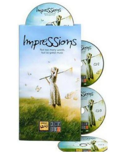 VA - Compact Disc Club - Impressions (2010)
