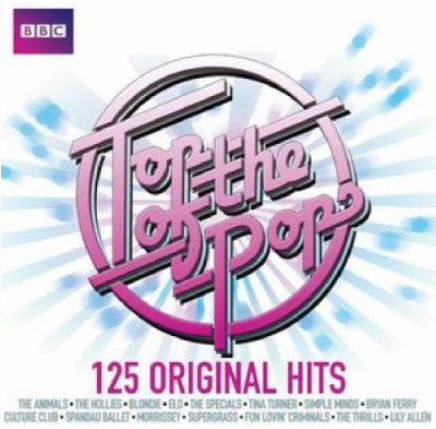 VA - 125 Original Hits - Top Of The Pops (2010)