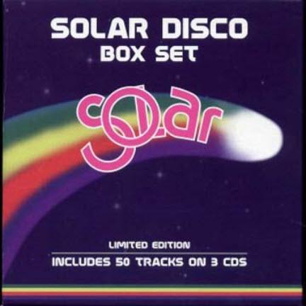 VA - Solar Disco (Box Set) (2004)