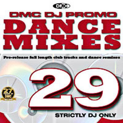 VA - DMC DJ Only Dance Mixes 29 (2010)