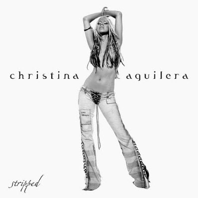 Christina Aguilera - Stripped (2002)