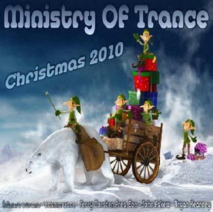 VA - Ministry Of Trance - Christmas (2010)