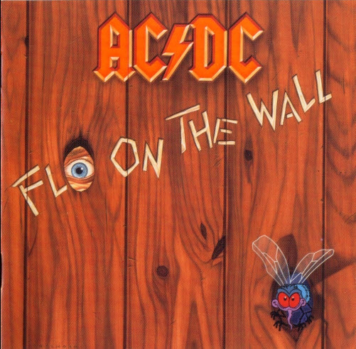 AC/DC - Fly on the Wall (1985) Lossless