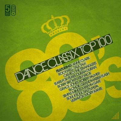 80s Dance Classix Top 100 (5CD) (2008)