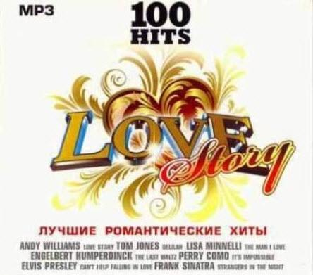 VA - 100 Hits Love Story � 2009
