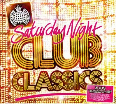 VA - MOS: Saturday Night Club Classics (3CD Box Set) 2009 [320Kbps]