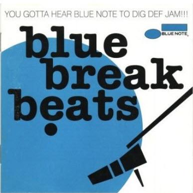VA - Blue Break Beats (1992)