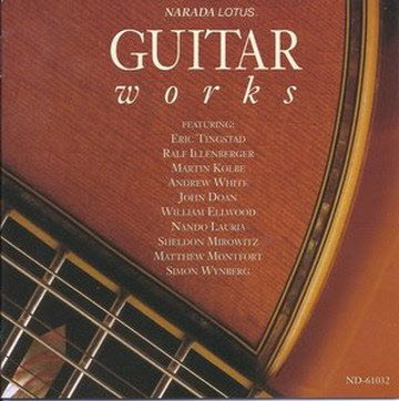 VA - Guitar Works (1992) (Lossless)
