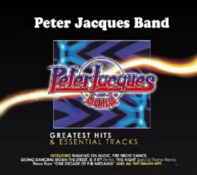 journey band greatest hits. Peter Jacques Band - Greatest