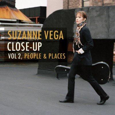 Suzanne Vega - Close-Up Vol.2, People & Places (2010)