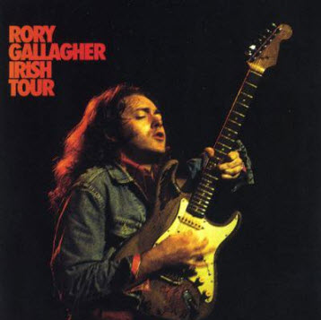 Rory Gallagher - Irish Tour (Live) (Japan Release) 1974