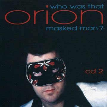 Orion (Jimmy Ellis) - Who Was That Masked Man? (1999) (Lossless + MP3)
