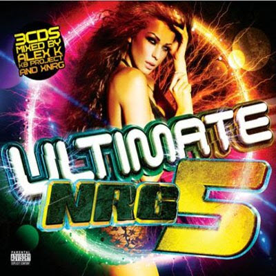 Ultimate NRG 5 - Mixed By Alex K [Split Tracks - Correct Tags] (2011)