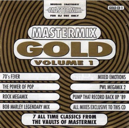 VA - Mastermix Gold Vol.01-02 (2010)
