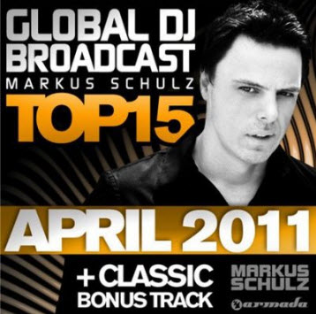 VA - Global DJ Broadcast Top 15: April 2011