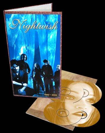 Nightwish - Limited Edition (1997-2001)