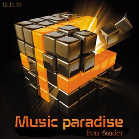 VA - Music paradise from Sander (12.11.10)