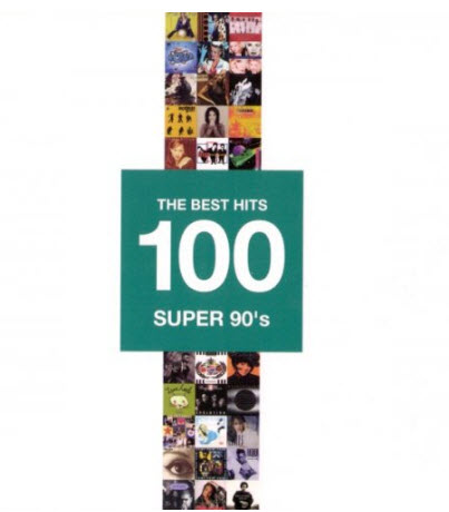 VA - The Best Hits 100 Super 90's (2008)