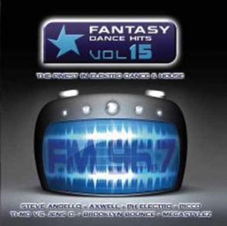 VA - Fantasy Dance Hits Vol 15 (2010)