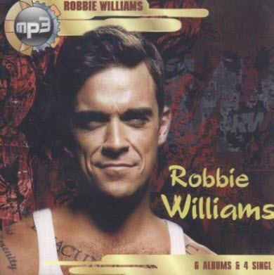 Robbie Williams - Mp3 Collection (6 CD + Bonus) (2005)