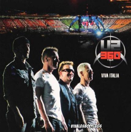 U2 - Viva Italia (Stadio Olimpico Roma) (2010)