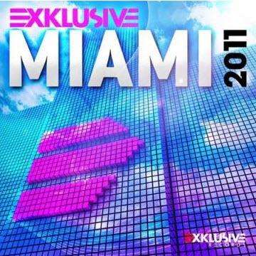 VA - Exklusive Miami (2011)