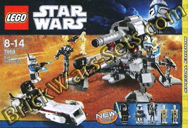 lego star wars 7913 clone trooper battle pack - Lego Star Wars Vaisseau Clone