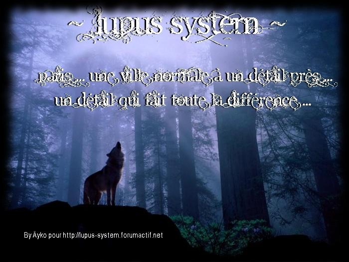 Lupus System