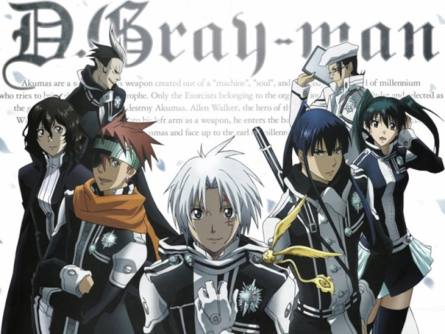 D. Gray-Man, Noah's Resurrection.
