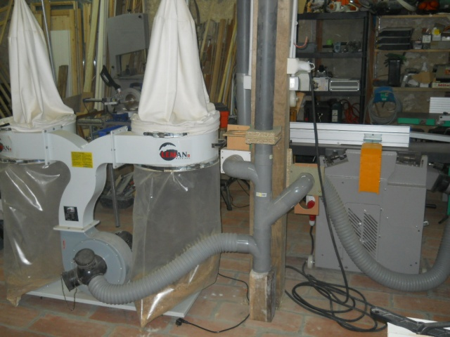 aspirateur cyclone l'atelier bois de jb53 # Aspirateur Atelier Bois