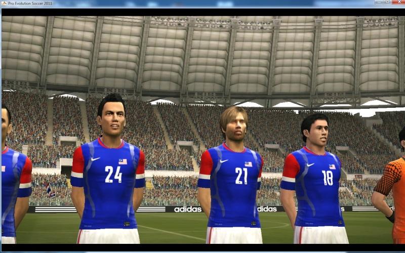 LIGA MALAYSIA/PIALA MALAYSIA IN GAMES PES2011!!! Version KEDUA(!!!!H