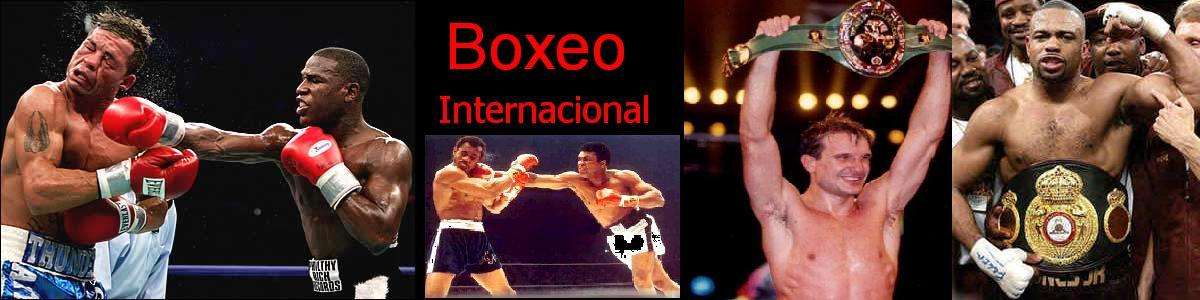Boxeo internacional