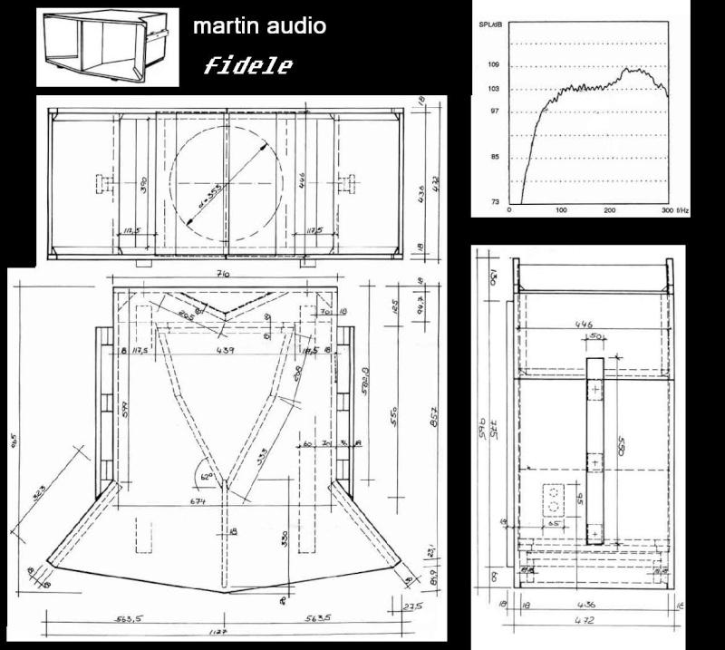 caisson martin audio. Black Bedroom Furniture Sets. Home Design Ideas
