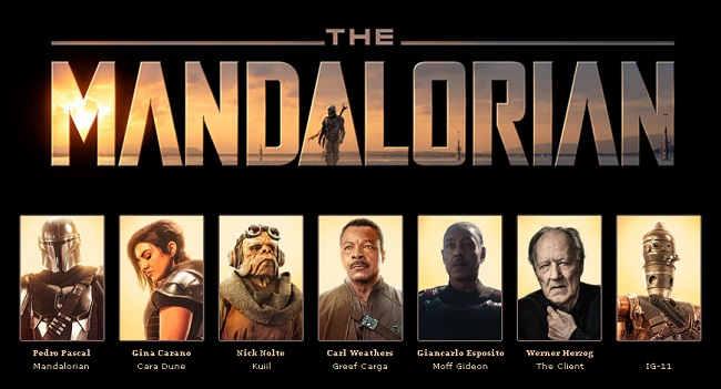 THE MANDALORIAN S01E01-04 720P DSNP [DISNEY PLUS] WEB DDP5.1